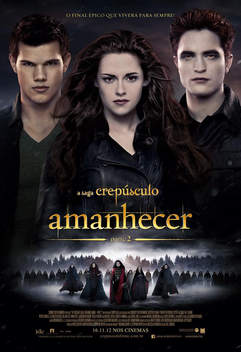 """DVD de """"Amanhecer – Parte 2″ já nas locadoras"""