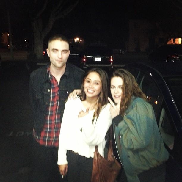 Relato da fã que conheceu Robert Pattinson em Los Angeles