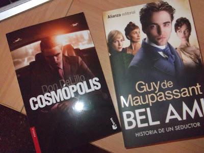 DVDs de Bel Ami e Cosmópolis já a venda e pré-venda no Brasil