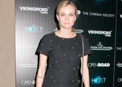 Diane Kruger: Eu amo 'Crepúsculo', eu sempre fui 'team Edward'