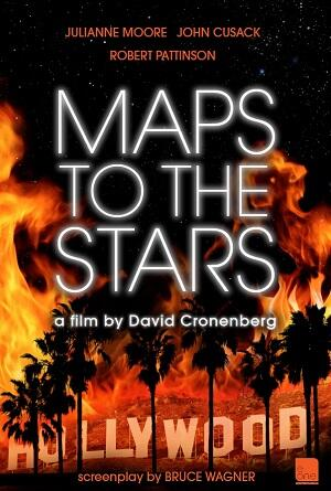 Maps to the Stars anima o Twitter!