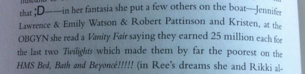 Robert mencionado em livro que foi inspiração para Maps To The Stars