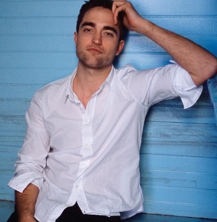 Novo foto de Robert para a campanha da Dior Homme