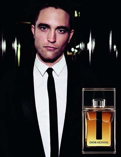 Novas imagens de Robert Pattinson para a campanha da Dior Homme