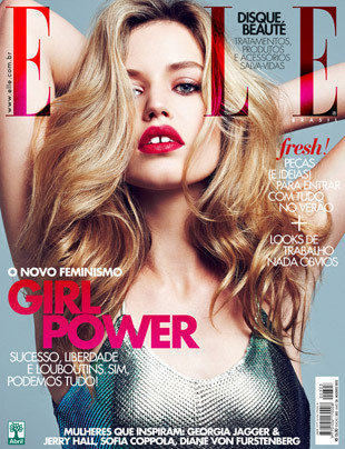 Revista brasileira ELLE traz entrevista exclusiva e novas fotos de Robert Pattinson para Dior