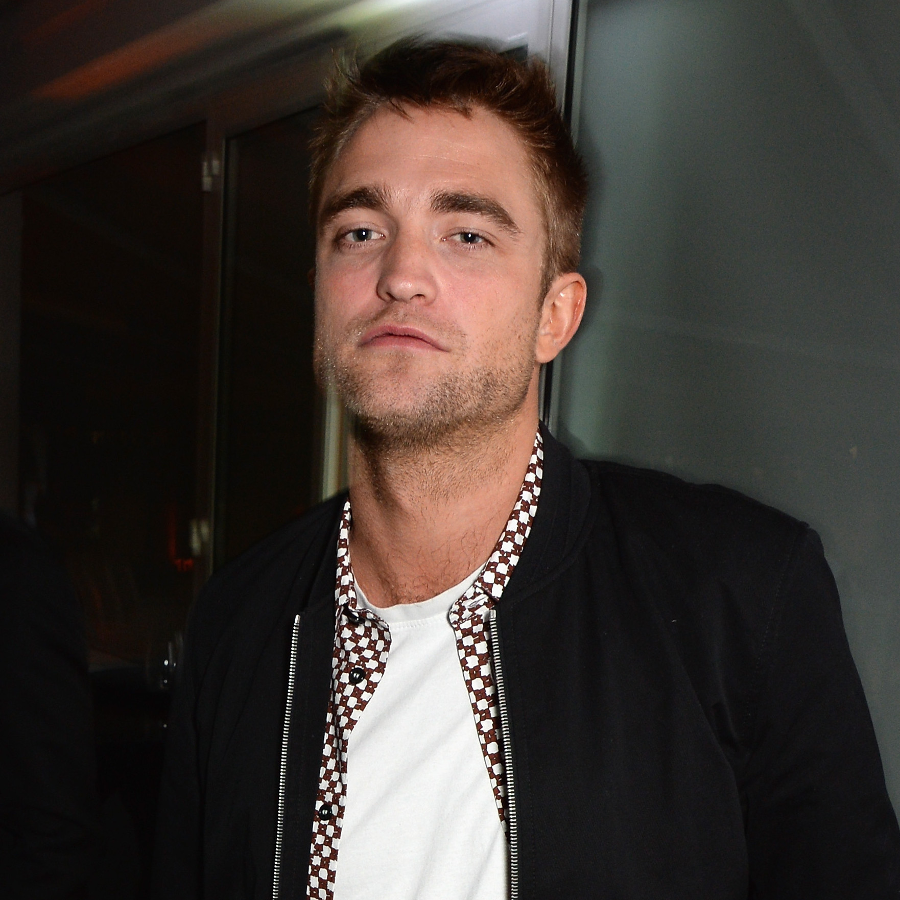 Robert na festa da Armani & Vanity Fair em Cannes
