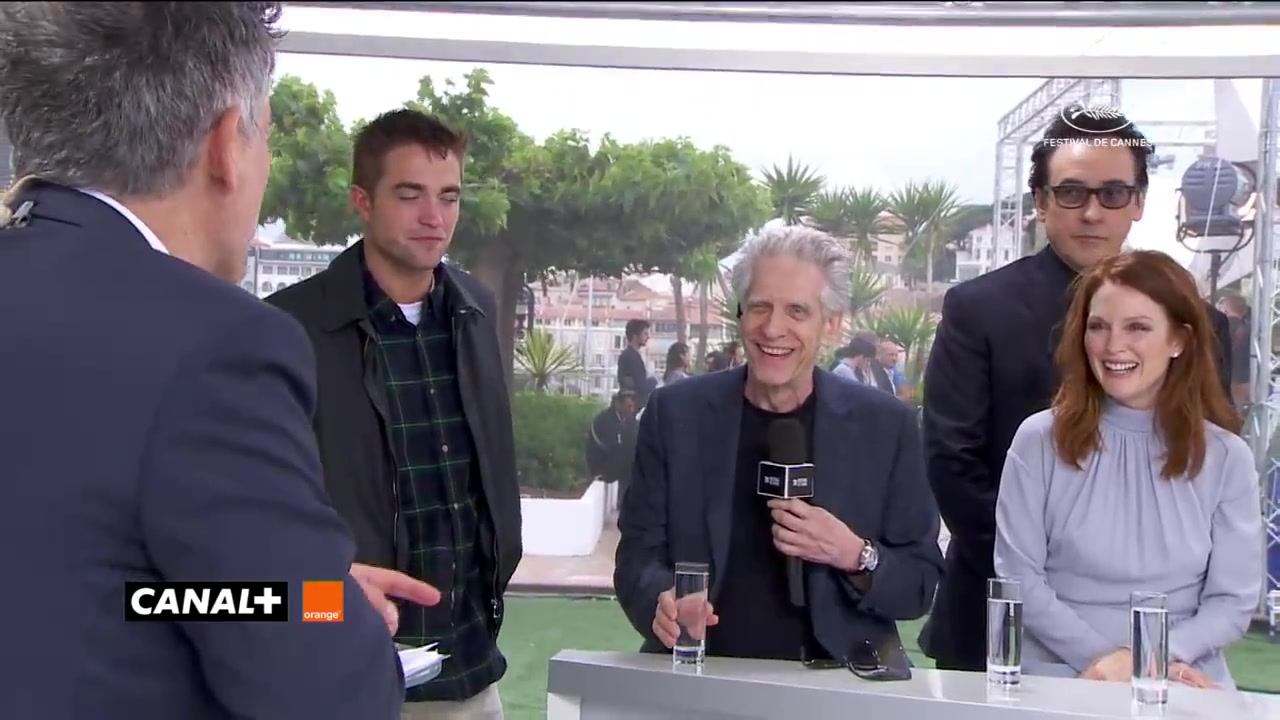 Assista legendado: entrevista oficial de Maps to The Star no Festival de Cannes