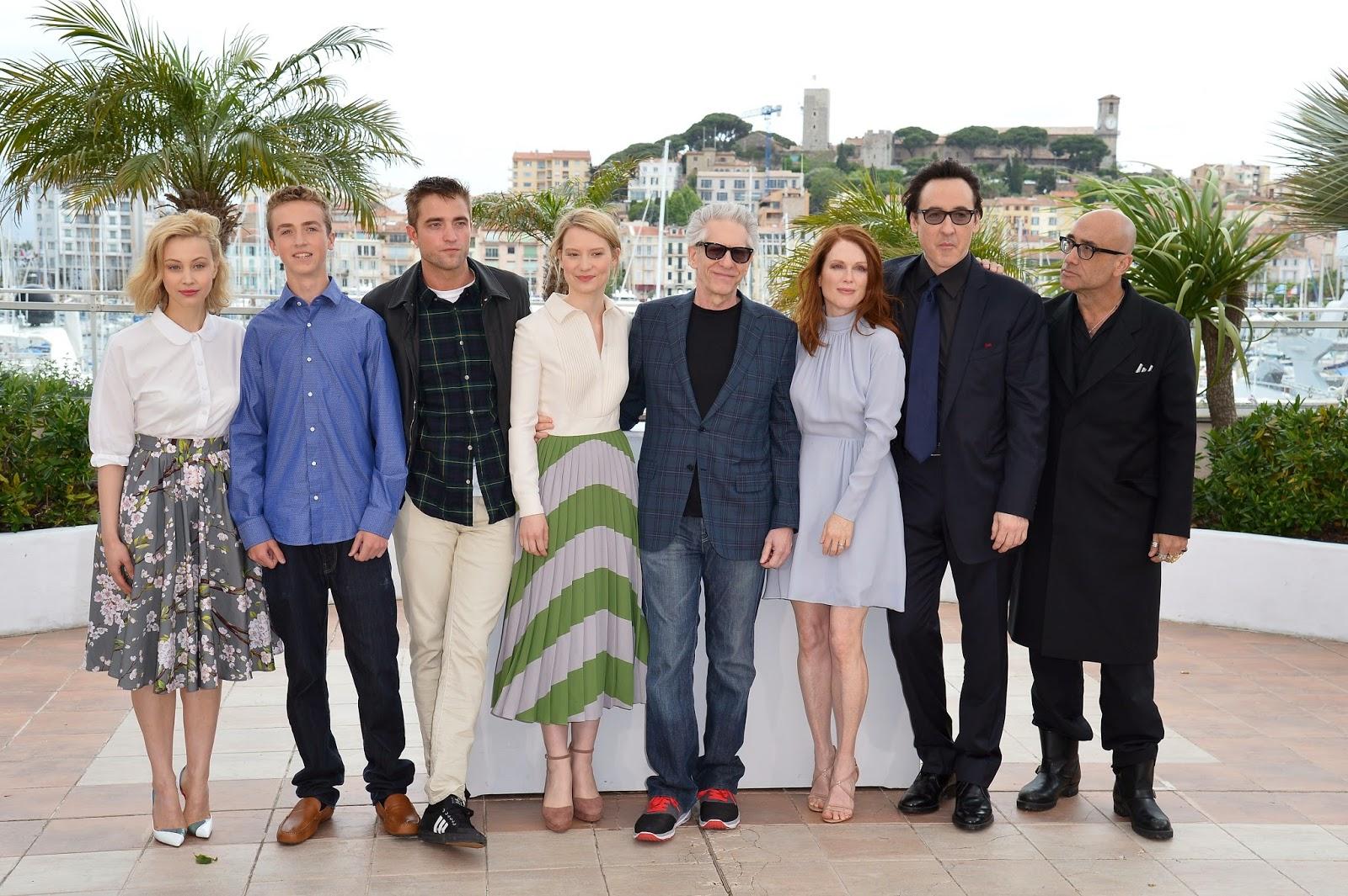 Robert fala sobre a reação de Hollywood ao filme Maps to The Stars