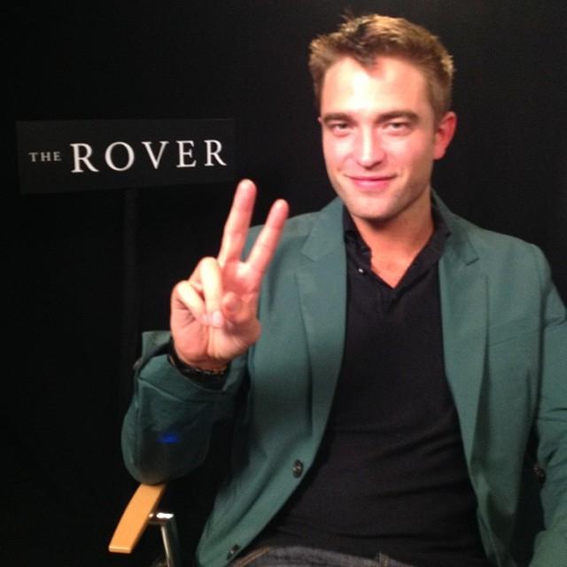 Em entrevista ao BFMTV, Robert fala sobre Cannes e cenas de sexo