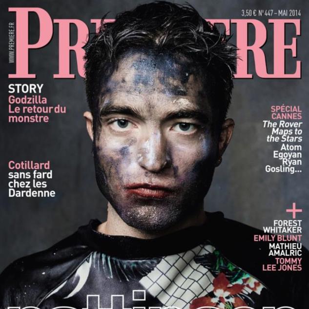 Robert Pattinson na revista Premiere; veja fotos e leia a entrevista