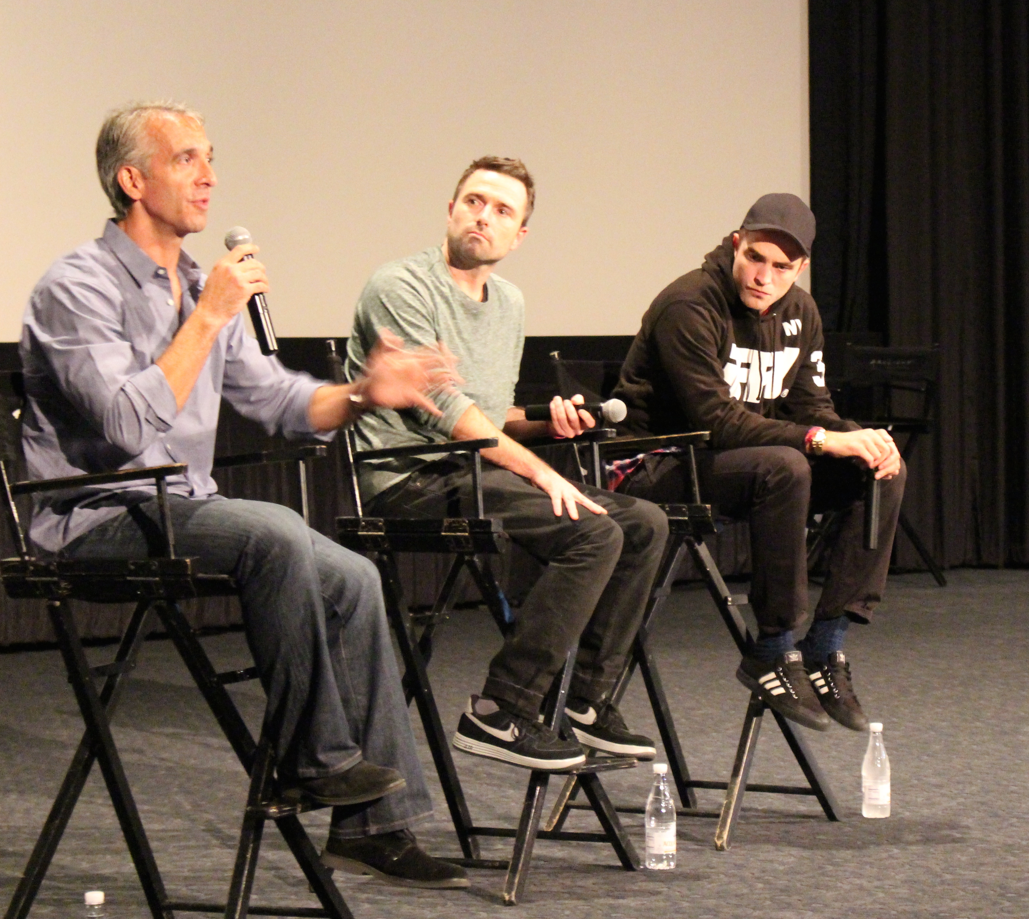 Fotos e Vídeo da Q&A de The Rover em Los Angeles