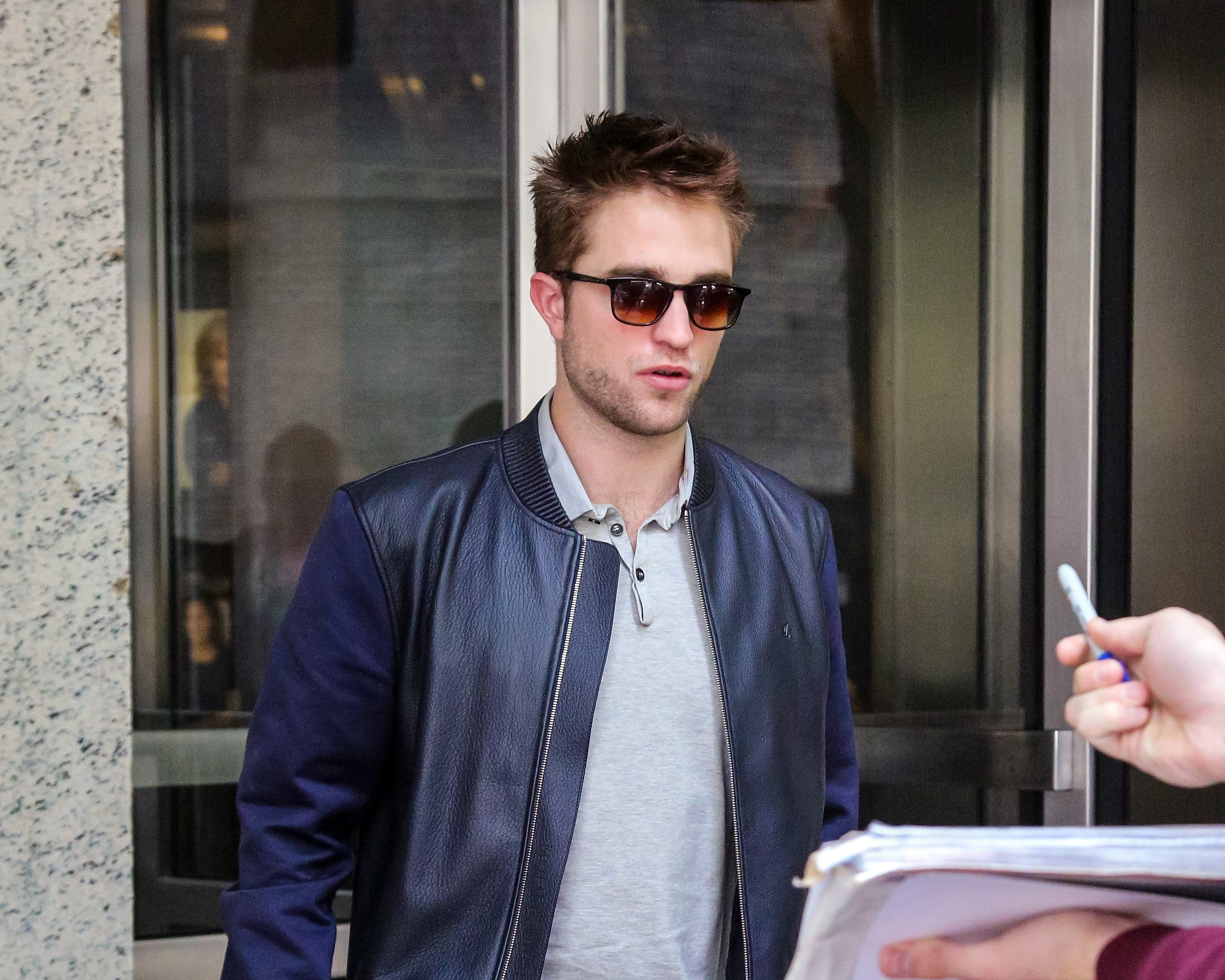 Fotos de Robert Pattinson em Nova York