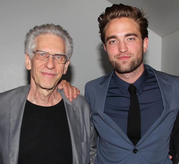 David Cronenberg fala sobre Robert no NYFF 2014