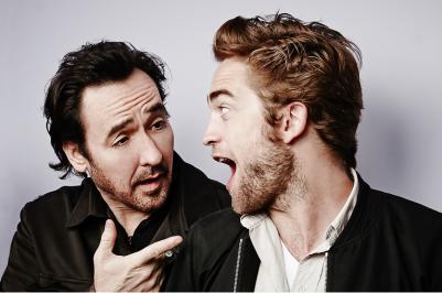 Robert Pattinson em novas imagens para o Festival de Toronto