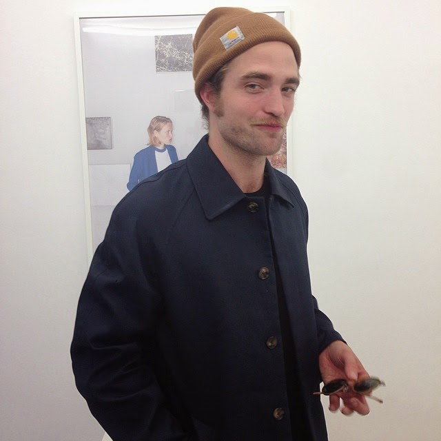 Fotos de Robert em Paris (14/10)