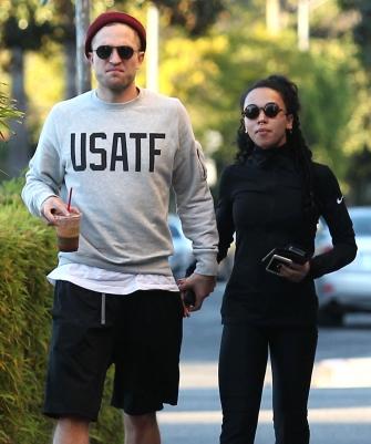 Robert Pattinson em Los Angeles dias 21 e 22/11