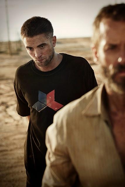 Distribuidora de The Rover confirma campanha para premiações de 2014/2015