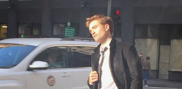 Fotos de Robert no photoshoot em Los Angeles (18 e 19/02)