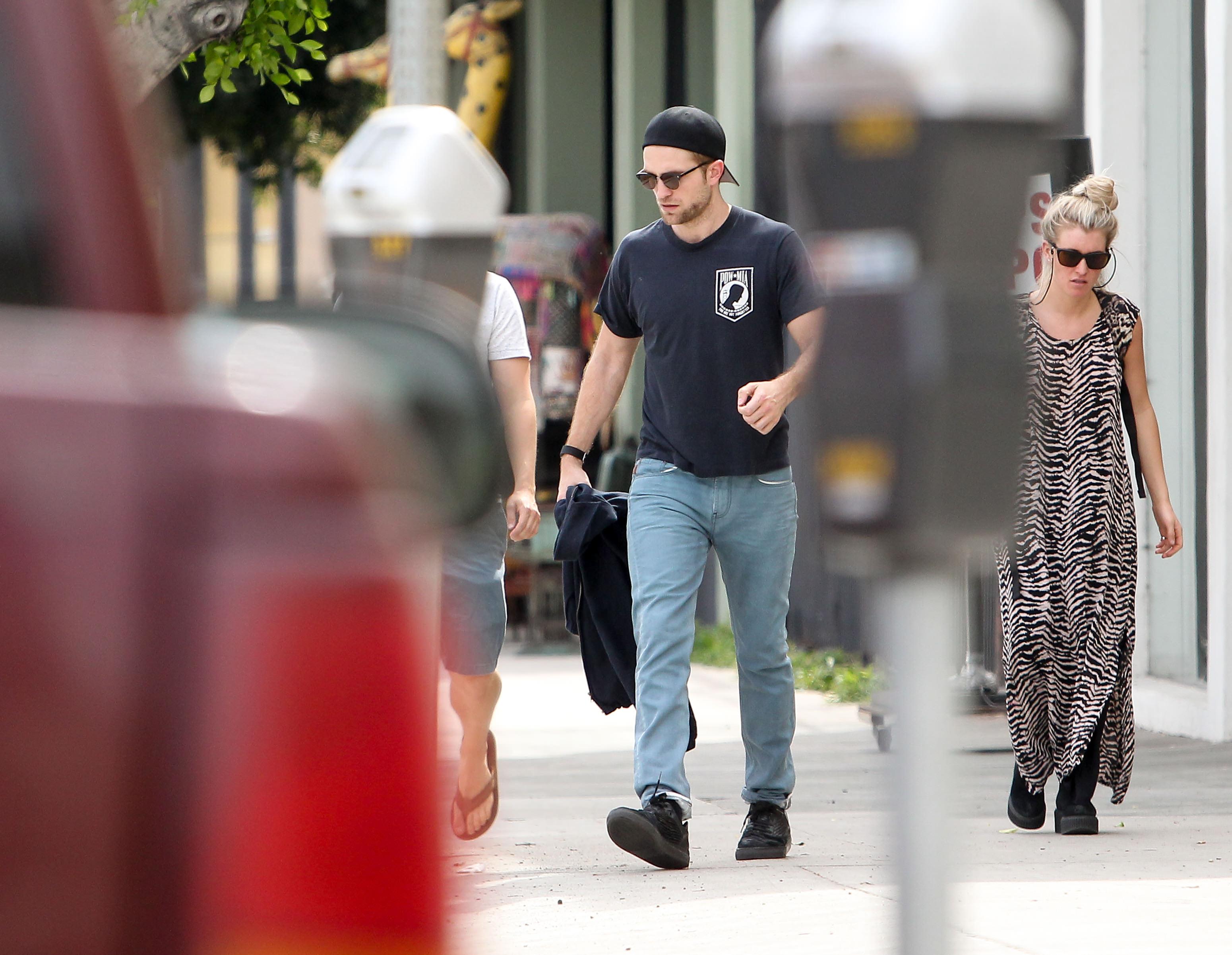 Fotos de Robert em Los Angeles (16/03)