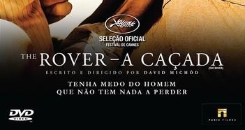 Pré-venda do DVD de The Rover – A Caçada na Livraria Cultura