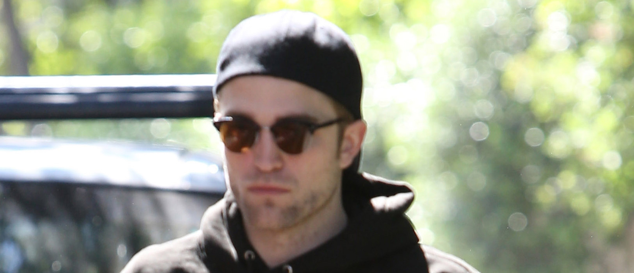 Fotos de Robert em Los Angeles (24/03)