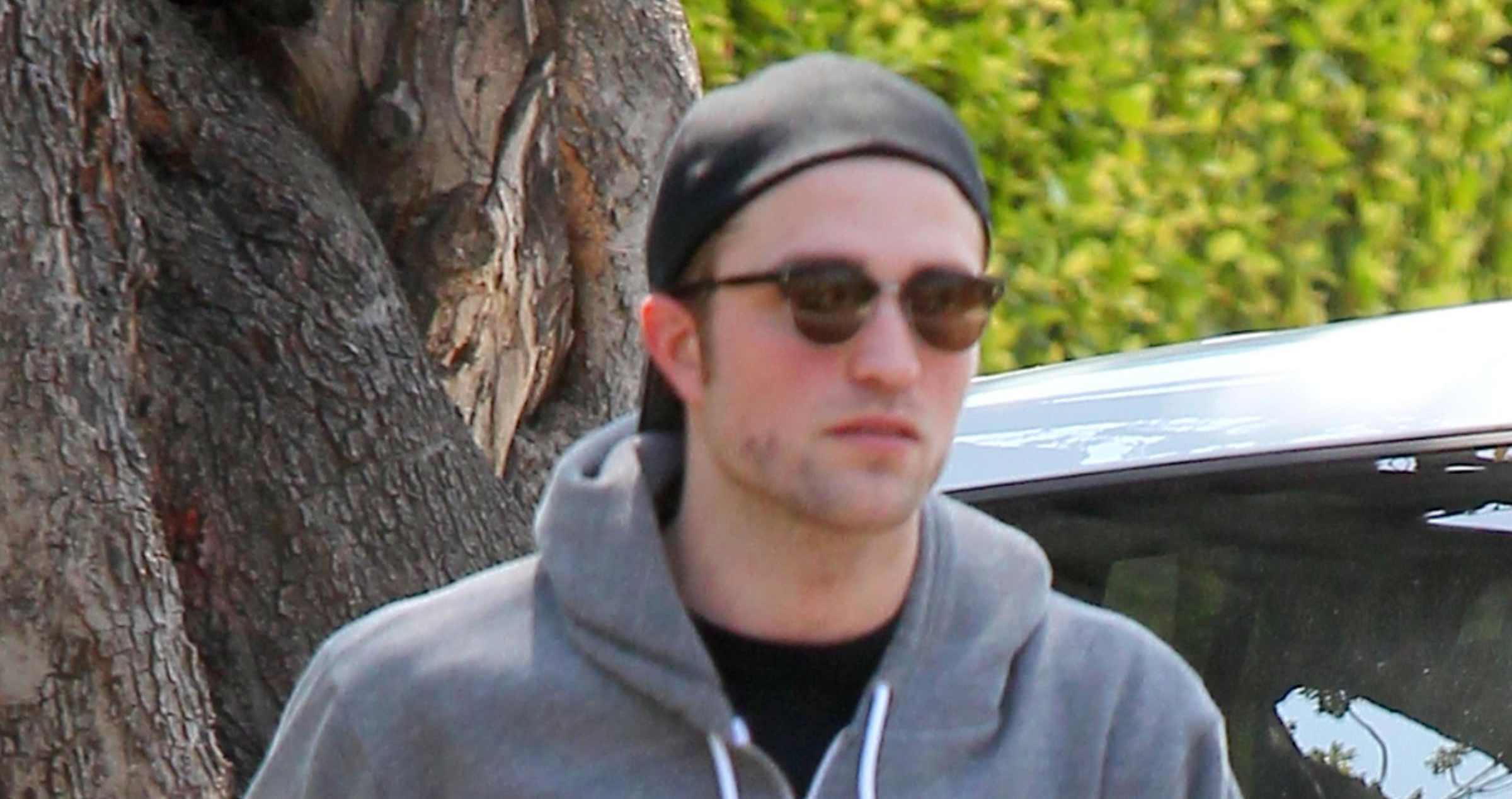 Fotos de Robert em Los Angeles (01/04)