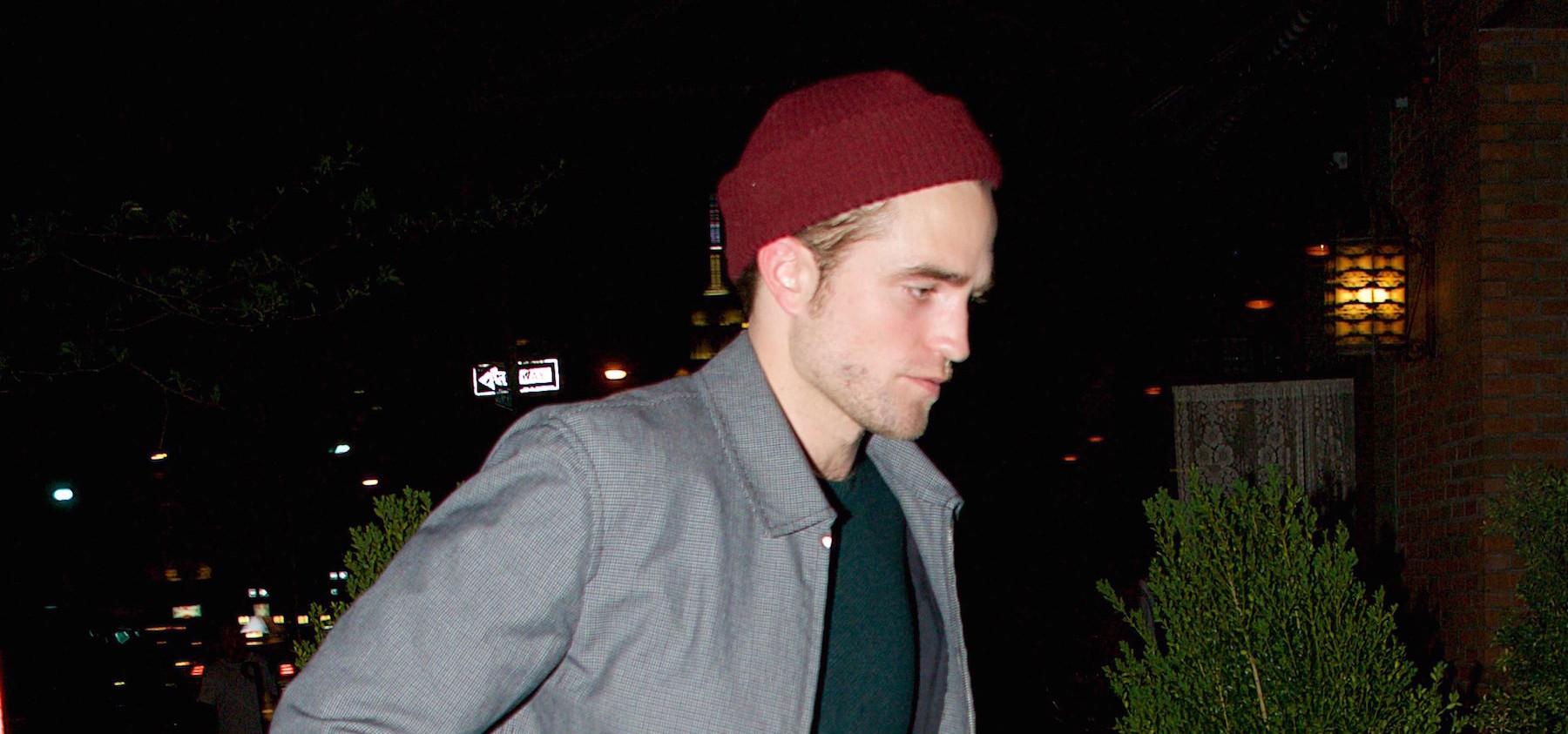 Fotos de Robert em Nova York (03/05)