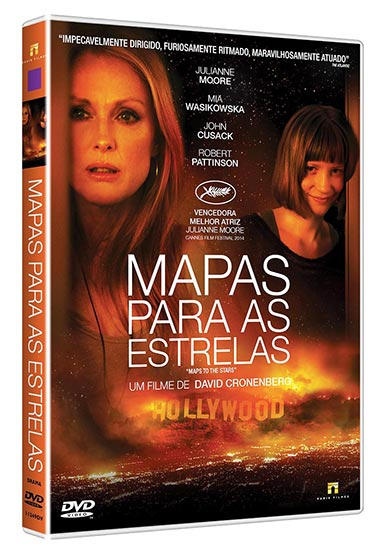 DVD de Mapas Para As Estrelas em Pré-Venda na Livraria Cultura