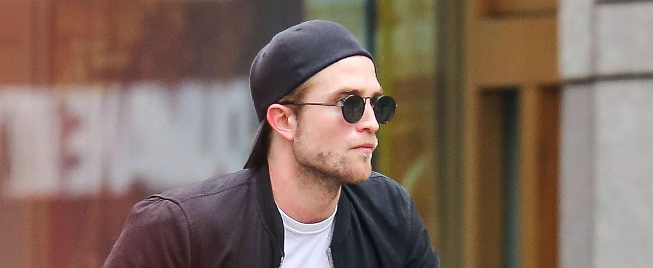 Fotos de Robert em Nova York (16/05)
