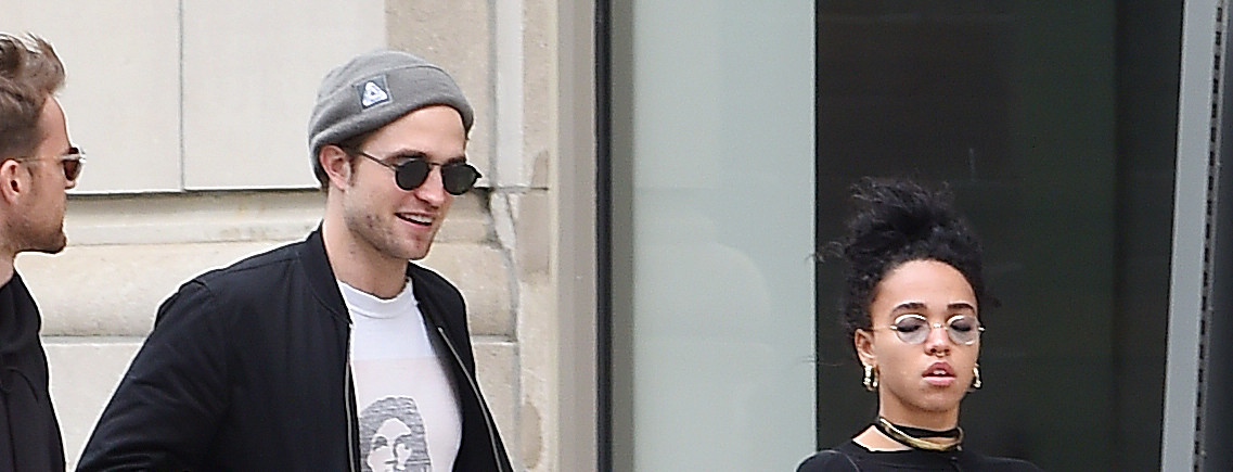 Fotos de Robert Pattinson em Nova York (20/05)