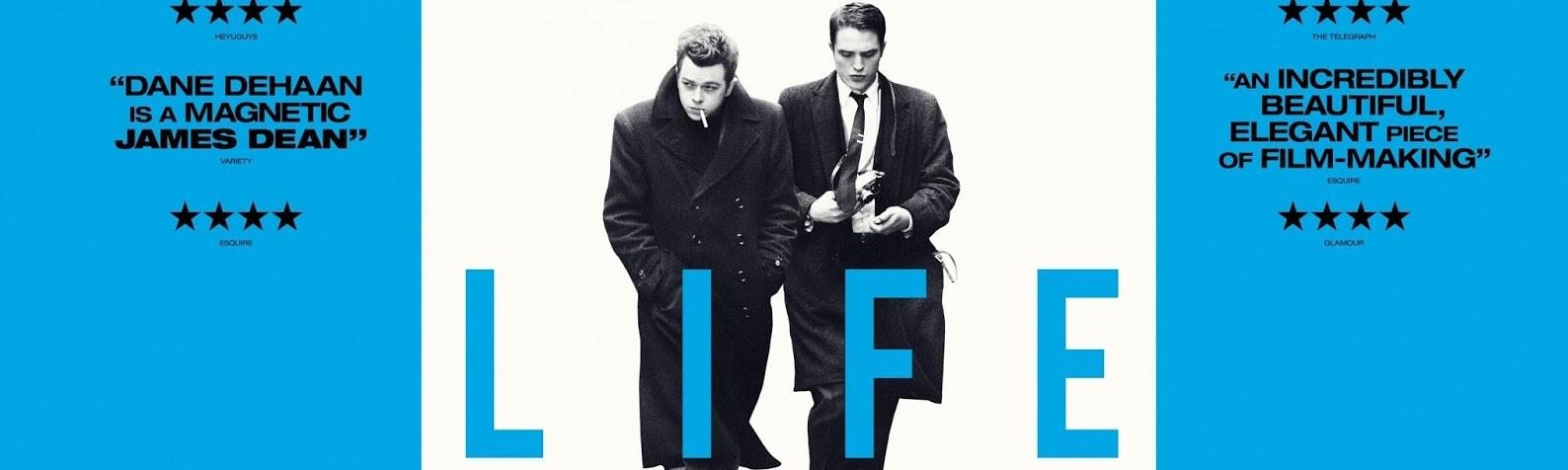 Novos posters de Life + novidade sobre o trailer!