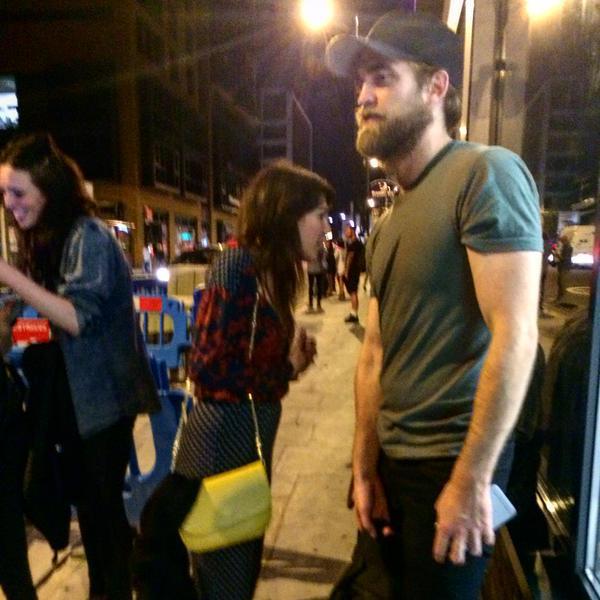 Foto de Robert em Londres (01/08)