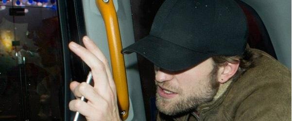 FOTOS: Robert no aniversário de FKA Twigs (16/01)