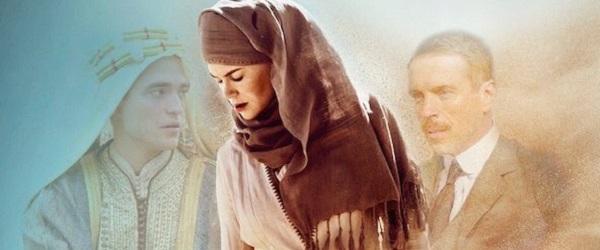 Confira: Novas imagens de Queen Of The Desert com Robert Pattinson!