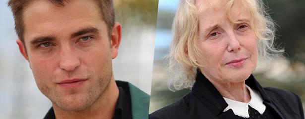 SCAN + Transcrição: Claire Denis menciona Robert em entrevista para a Vogue Homme
