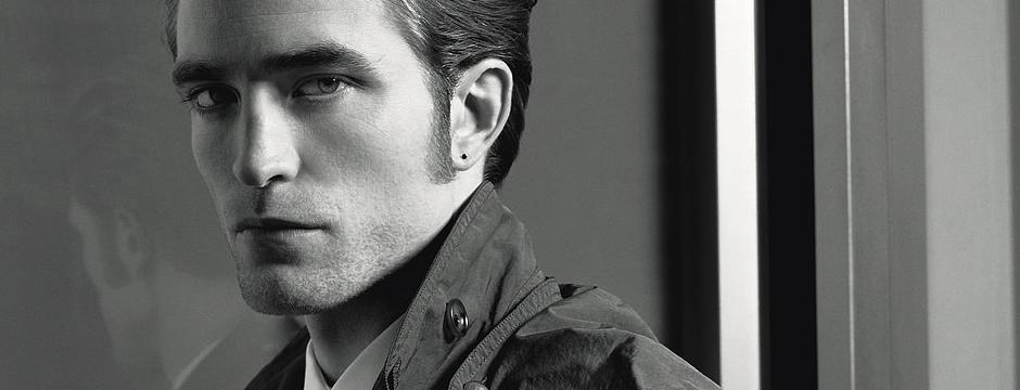 FOTOS: Robert Pattinson para a Dior Homme Menswear em novas imagens