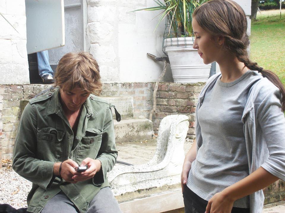 Novas imagens dos bastidores de The Summer House (2008)