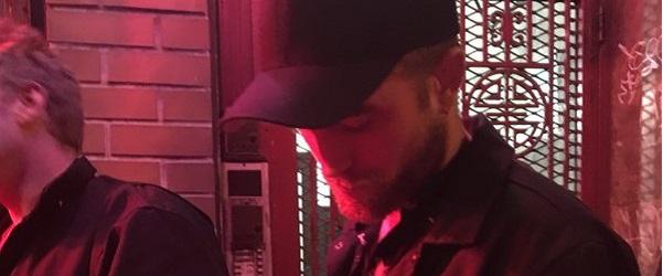 FOTOS: Robert em Nova York (01 e 02/05)