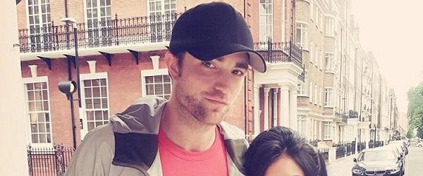 FOTOS: Robert em Londres (17 e 19/06)