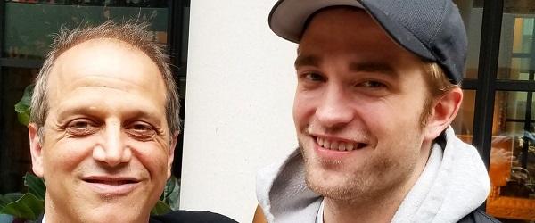 FOTO: O produtor Gary Michael Walter posta foto com Robert em seu Instagram!
