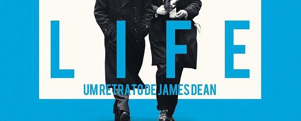Pôster nacional de Life: Um Retrato de James Dean é divulgado!