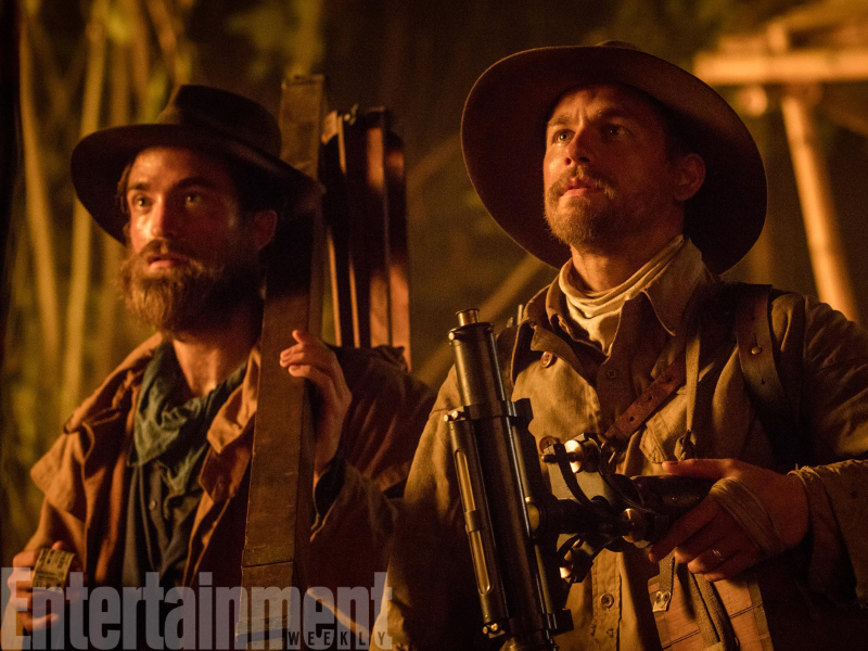 "Primeiros stills oficiais de ""The Lost City of Z"""