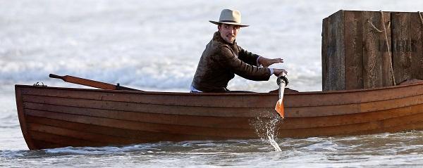 Scott E.Chester, diretor de produção de Damsel levanta a possibilidade do filme estar em Cannes