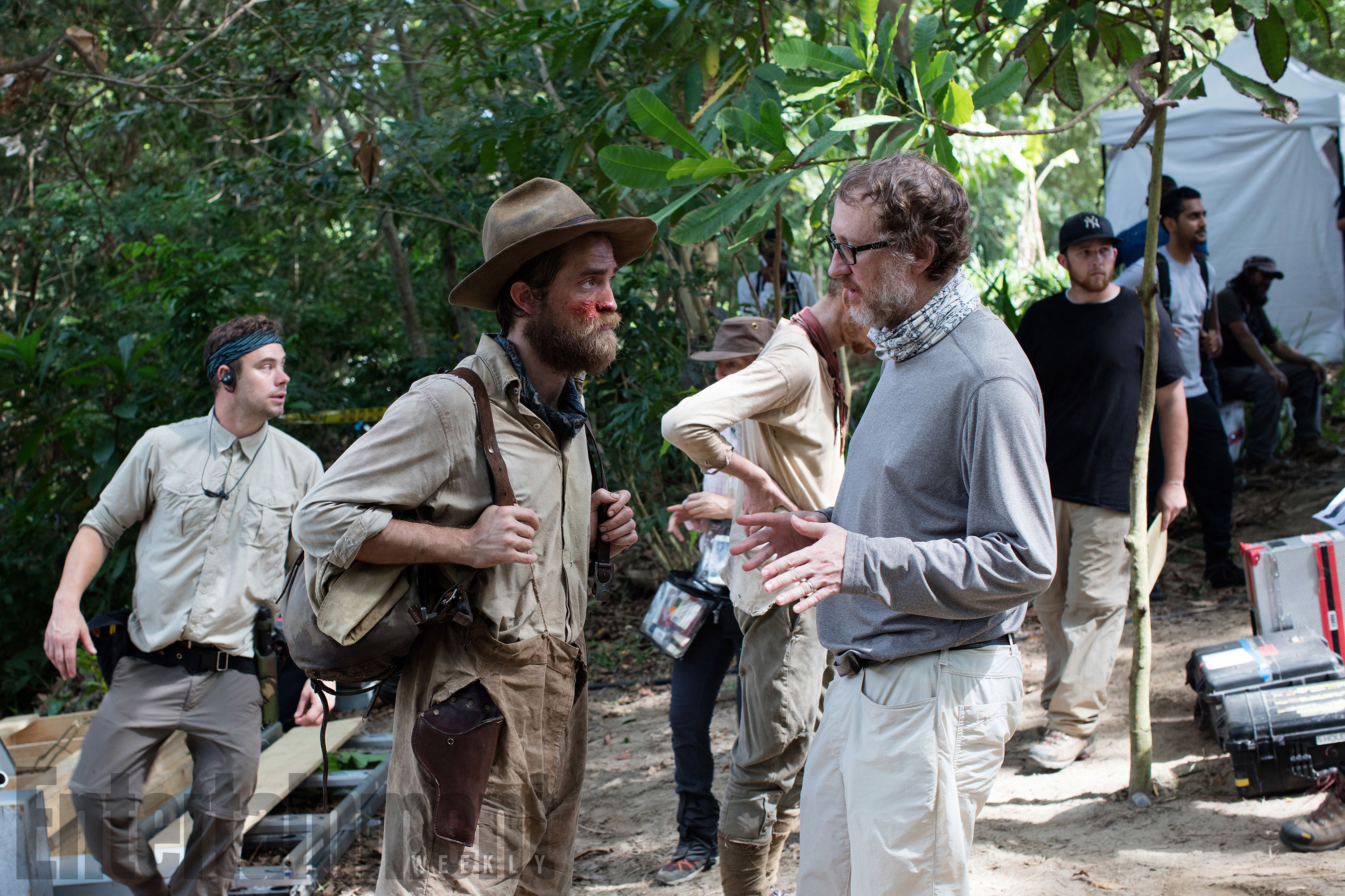 "EW divulga novas fotos oficiais dos bastidores de ""The Lost City of Z"" + Novas Stills"
