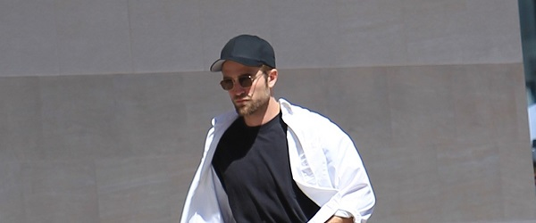 FOTOS: Robert em Los Angeles (13 e 15/06)