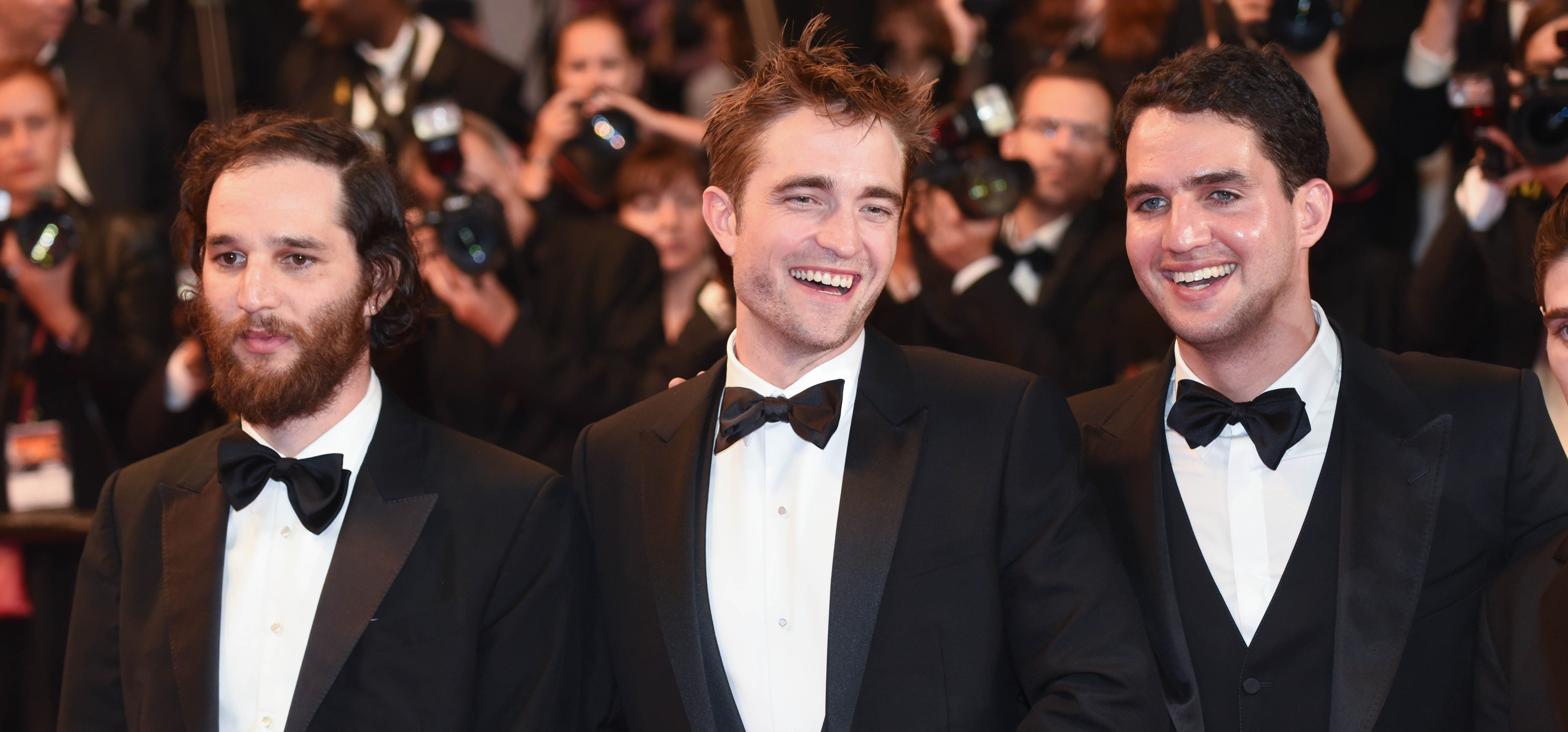 "Premiere de ""Good Time"" em Cannes"