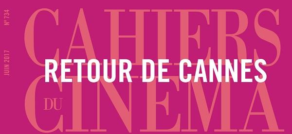 SCAN + ENTREVISTA: Robert para a Les Cahiers du Cinema