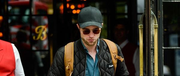 FOTOS: Robert em Nova York (24 e 25/07)