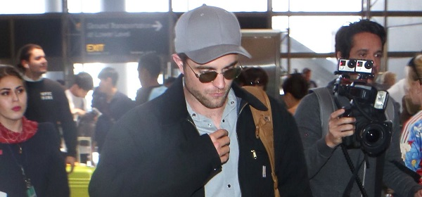 FOTOS: Robert em Los Angeles (01/07)