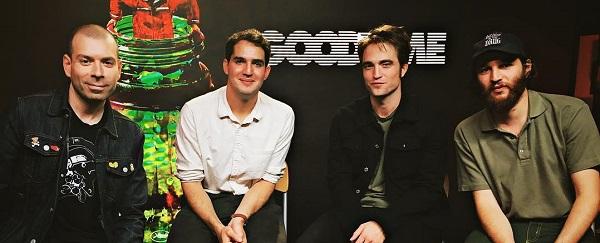 FOTOS: Robert e irmãos Safdie no Q&A de Good Time no Alamo Drafthouse Cinema em São Francisco